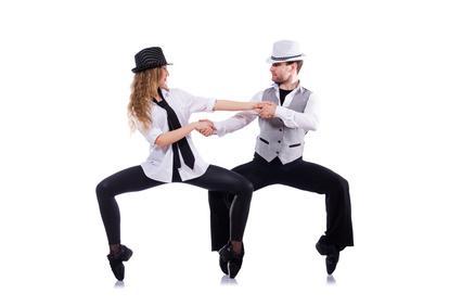Gesprächsdynamik beim Tanz auf der Platte