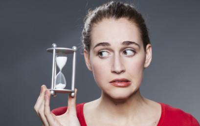 Was hat Zeitmanagement mit Angst zu tun?