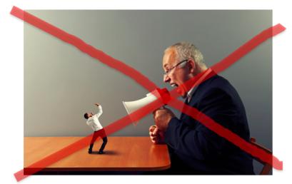 4 Feeback Techniken für Ihre Leadership Kompetenz
