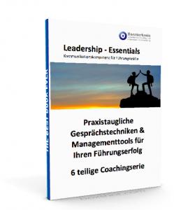 Coachingserie für Ihren Führungserfolg
