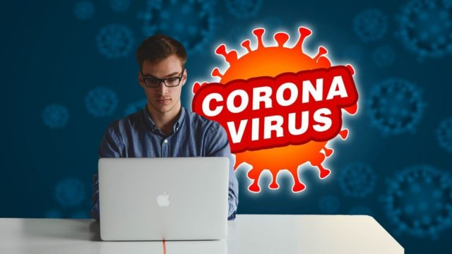 Coronavirus und Homeoffice